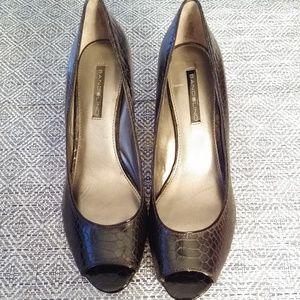 NWOT  Bandolino Heels 10N